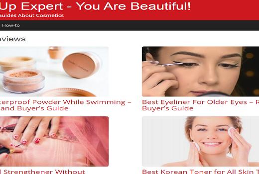 MakeUp Expert
